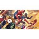 Juego de cartas Marvel Champions y expansiones de Fantasy Flight Games