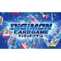 Juego de cartas The Digimon Card Game un juego competitivo