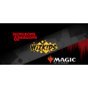Dungeons & Dragons Miniature Games from WizKids