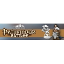 Pathfinder Battles series of pre-painted plastic miniatures from WizKids