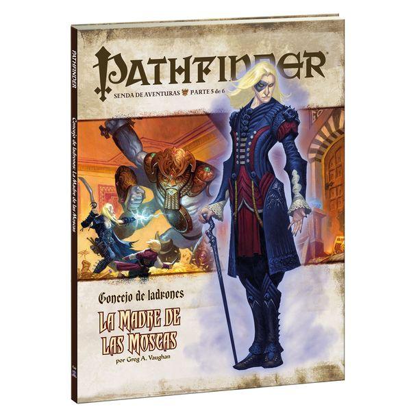 Colección de expansiones pathfinder Concejo de ladrones
