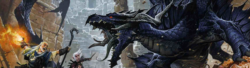 Ilustraciones del juego de rol Pathfinder de Devir