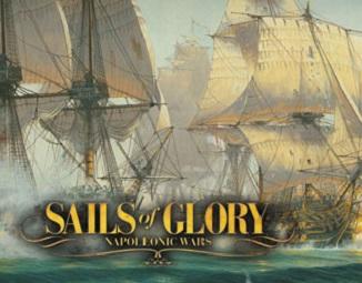Juego de miniaturas Sails of Glory