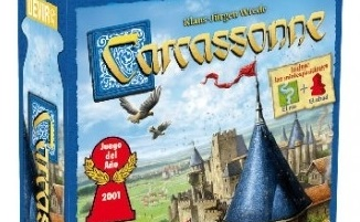 Carcassonne juego de mesa de estrategia