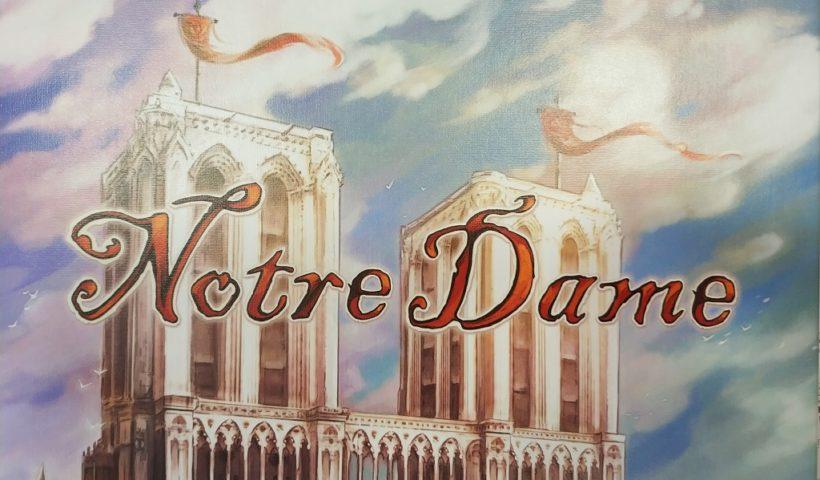 Juego de mesa de estrategia Notre Dame