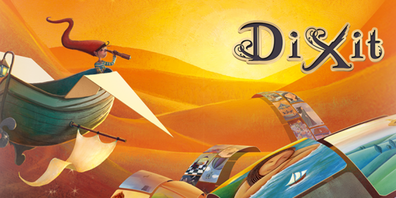 Dixit is a creative deduction game, beautifully illustrated, where your imagination creates incredible stories! Basic game and expansions available