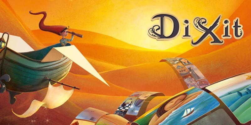 ¡Dixit es un creativo juego de deducción, bellamente ilustrado, donde tu imaginación crea increíbles historias! Disponibles juego básico y expansiones