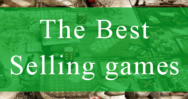 The 20 games best sellers