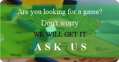 Are you looking for a game that you can not find? contact us and we will find it